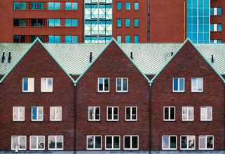 Rotterdam - Fineart photography by Ariane Coerper