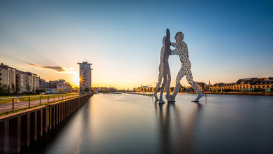 Vladan Radivojac, Dancing in the sunset (Germany, Europe)