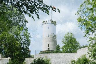 Nadja Jacke, Sparrenburg (Deutschland, Europa)