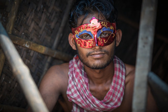 Miro May, Masquerade (Bangladesh, Asia)