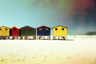 Muizenberg - Fineart photography by Eva Stadler