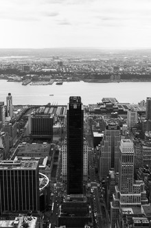 Markus Green, Monolith in der Stadt (Vereinigte Staaten, Nordamerika)