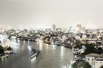 Bangkok nights - Fineart photography by Roman Becker
