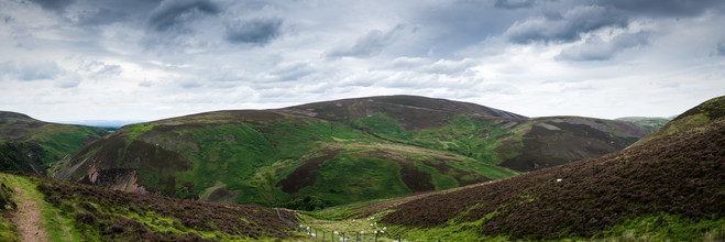 Jan Benz, Pentland Hills (United Kingdom, Europe)