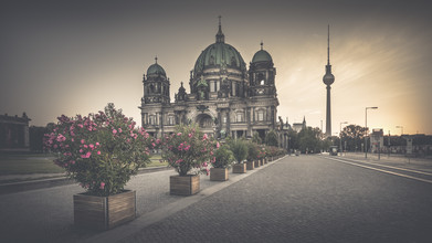 Ronny Behnert, Berliner Skyline (Deutschland, Europa)