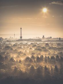 Ronny Behnert, Die zwei Türme II (Deutschland, Europa)