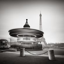 Ronny Behnert, Tour Eiffel - Study 2 (Frankreich, Europa)
