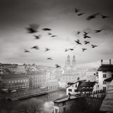 Lindenhof View - Fineart photography by Ronny Behnert