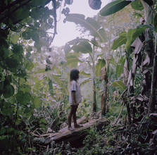 Lilli Breininger, Jungle Girl (Philippines, Asia)