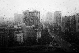 Chengdu Melancholy - Fineart photography by Victoria Knobloch