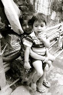 Francecsa Braatz, Indian kids (Indien, Asien)
