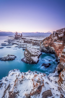 Markus Van Hauten, Coastline (Iceland, Europe)