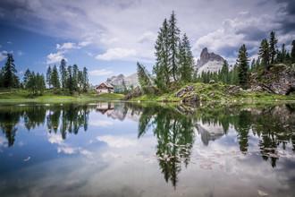 Markus Van Hauten, Lago di Federa (Italy, Europe)