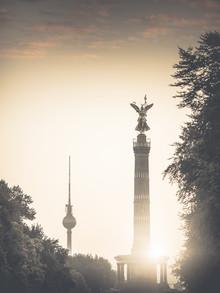 Ronny Behnert, Victory Column vs. TV-Tower (Germany, Europe)
