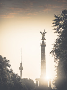 Ronny Behnert, Siegessäule vs. Fernsehturm (Deutschland, Europa)