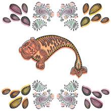 Catalina Villegas, Paisley Tiger (Kolumbien, Lateinamerika und die Karibik)