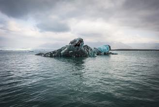 Norbert Gräf, Glacial lake at Jökulsárlón, Iceland (Iceland, Europe)