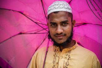 Miro May, Pink  between sun (Bangladesh, Asia)