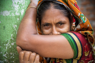 Miro May, Colors of hidden smile (Bangladesh, Asia)