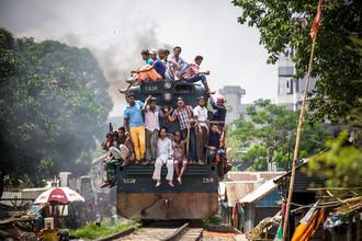 Miro May, Train in the kitchen (Bangladesh, Asien)