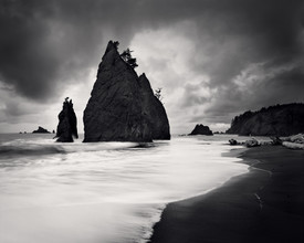 Rialto Beach - fotokunst von Ronny Ritschel