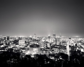 Ronny Ritschel, Montreal at Night,* CAN (Canada, North America)