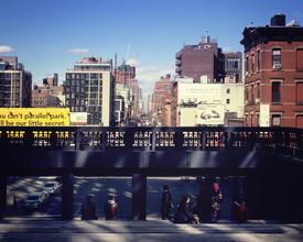 Ronny Ritschel, Paralell Parking - NYC,* USA 2014 (Vereinigte Staaten, Nordamerika)