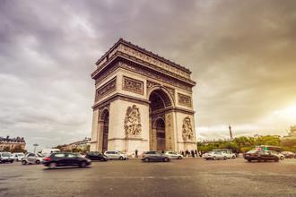 David Engel, Paris Triumphbogen (Frankreich, Europa)