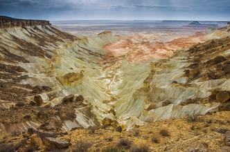 Philipp Weindich, Yangikala Canyon, Turkmenistan (Turkmenistan, Asien)