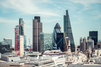 London Skyline - Fineart photography by David Engel