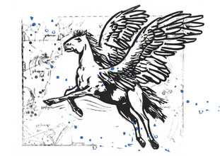 Amalia Caratozzolo, Pegasus (Italien, Europa)