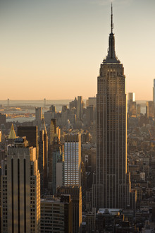 ...Empire State - fotokunst von Matthias Reichardt