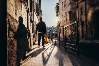 Andi Weiland, Walking (Frankreich, Europa)