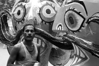 Jagdev Singh, Ravana (Indien, Asien)