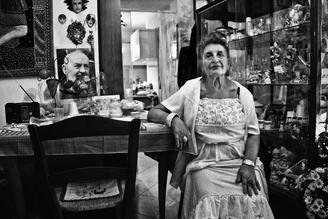 Victoria Knobloch, Maria (Italien, Europa)