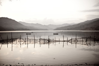 Tom Sabbadini, Phewa Lake (Nepal, Asien)