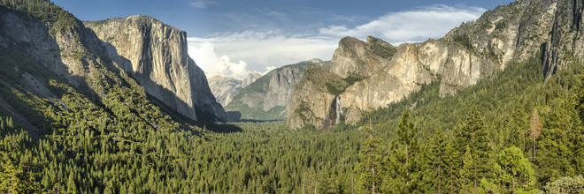 Michael Stein, Tunnel View (United States, North America)