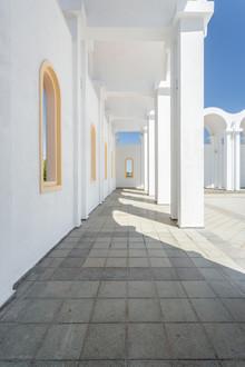 Waldemar Merger, Nur-Astana-Moschee (Kazakhstan, Africa)