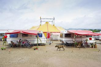 Daniel Schoenen, Zirkus (Deutschland, Europa)