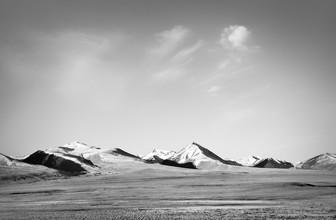 Victoria Knobloch, Tibetische Landschaft (China, Asien)