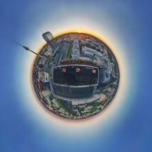 André Stiebitz, Berlin Alexanderplatz 1 Skyline Panorama Planet (Germany, Europe)
