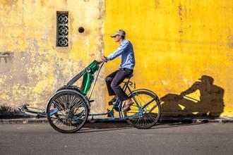 Jörg Faißt, Good Night, Vietnam - Rickshaw (Vietnam, Asien)