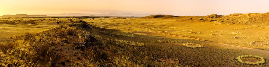Michael Stein, Sonnenuntergang im Namib (Namibia, Afrika)