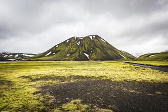 Norbert Gräf, Fjallabaksleið Nyrðri, auf der F208 (Island, Europa)
