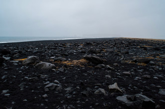 Laura Droße, Black Beach - Iceland (Iceland, Europe)
