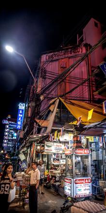 Jörg Faißt, Nightlife Chinatown 10 (Bangkok) (Thailand, Asia)