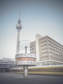 Ronny Behnert, TV-Tower (Germany, Europe)