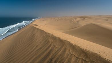 Dennis Wehrmann, The long wall (Namibia, Africa)