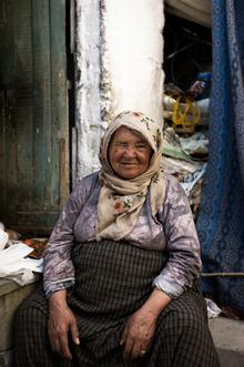 Carla Drago, Süre the natural healer, Kappadoccia, Turkey (Turkey, Europe)