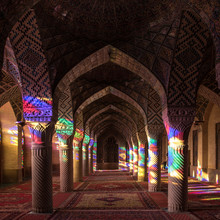 Philipp Weindich, Illumination (Iran, Asien)